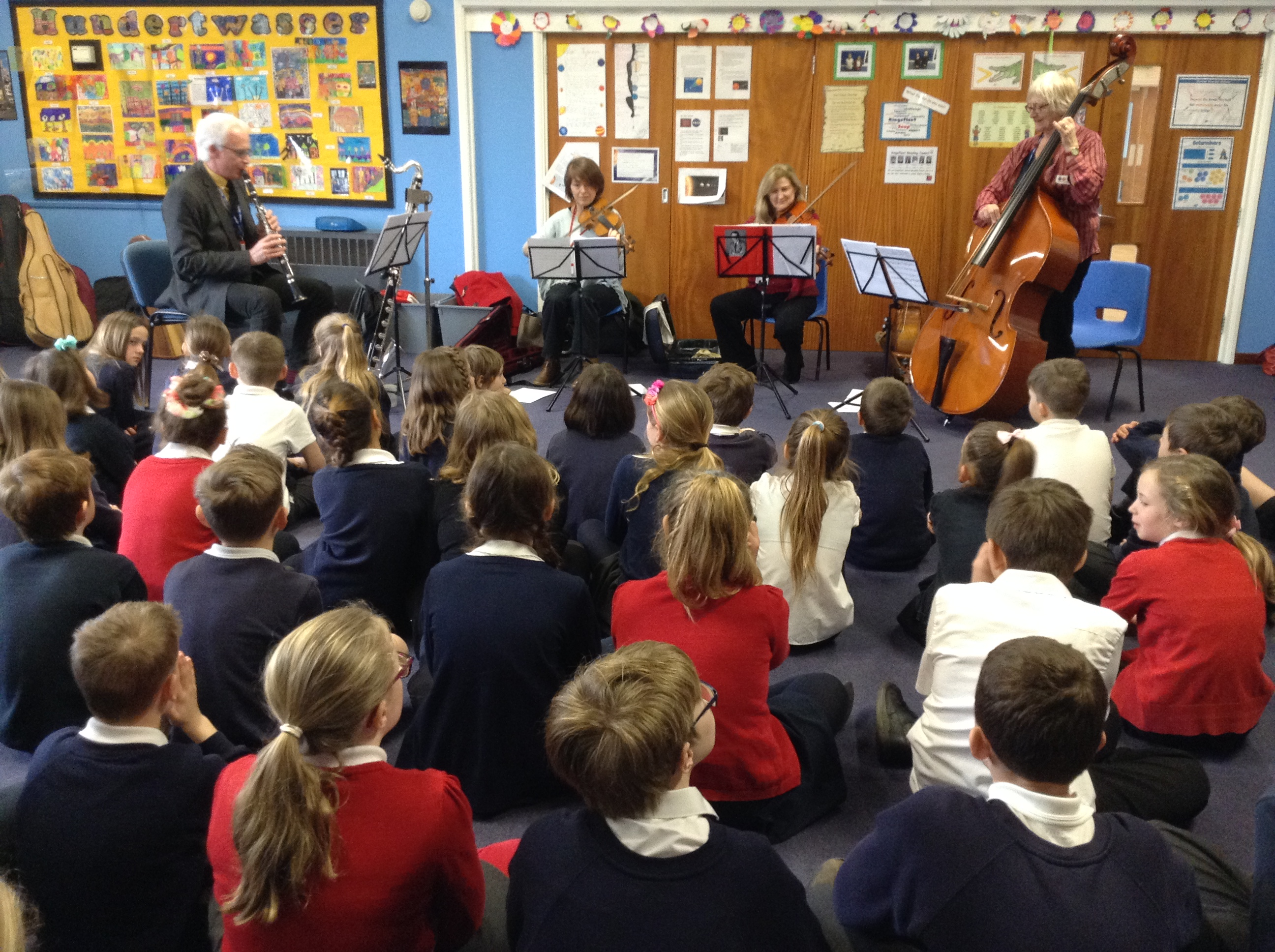 Music in Felixstowe: World Book Day