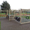 Play area nears completion