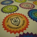 Achievement Awards - week ending 25/10/13