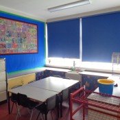 Year 3/4 work area