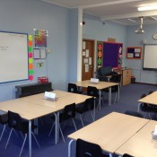 Year 3 classroom (Mr Frost)
