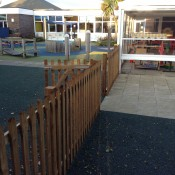 EYFS/KS1 shared space