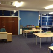 Year 5 classroom (Mrs Wheeler)
