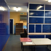 Year 5 work area