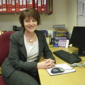 Mrs Beattie, Headteacher